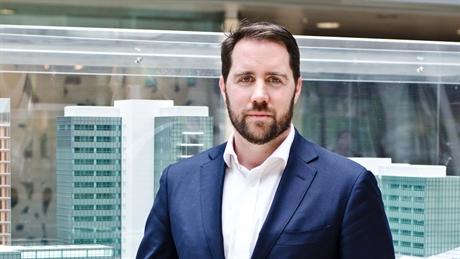 David van Traa (39) nieuwe directeur Zuidas