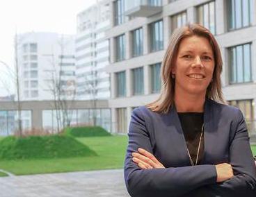 Annemarie Jol naar Van Wijnen West als directeur klant en markt