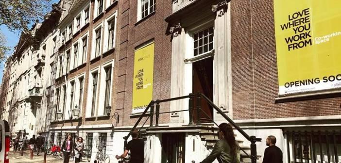 Merkspace komt naar Amsterdam