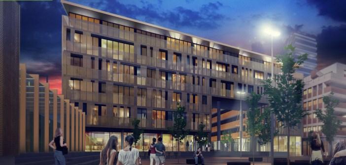 Sustay start met bouw van 399 woningen in Utrecht