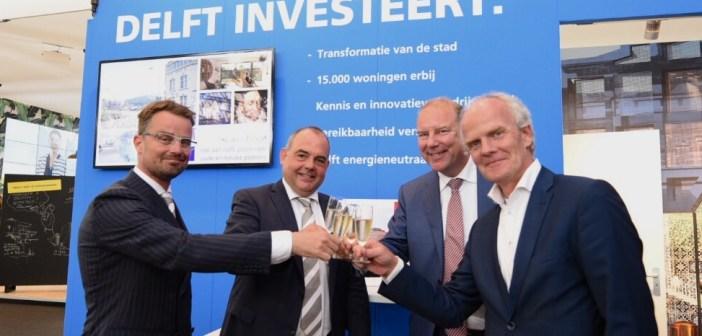 Samenwerking gemeente Delft en AM