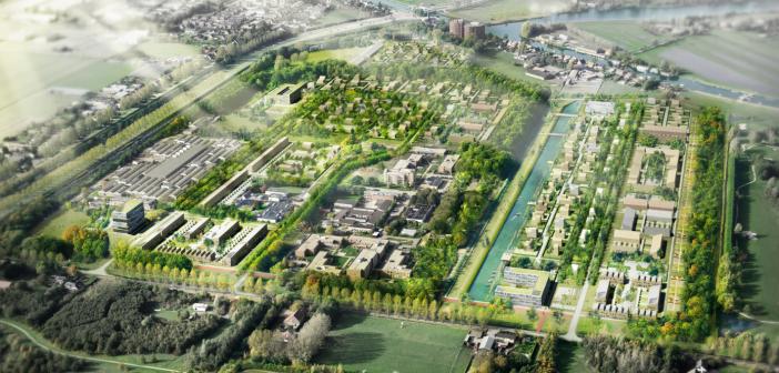 Gemeente Haarlemmermeer, SEIN en AM tekenen voor de gebiedsontwikkeling van Landgoed Wickevoort