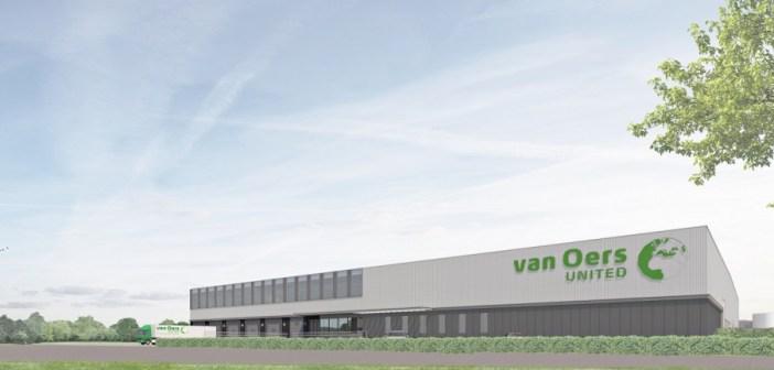 Stout verwerft opdracht voor realisatie van nieuw productie- en distributiecentrum voor Van Oers United in Dinteloord