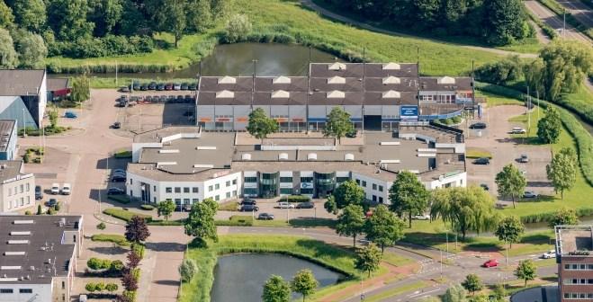 Van Gelder Kabel-, Leiding- en Montagewerken breidt uit naar ca. 1.150 m² kantoor-/bedrijfsruimte aan de Wagenmakerstraat 1 en 15 in Ridderkerk