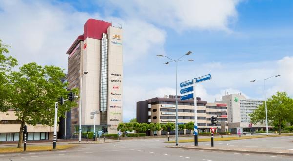Brug-Ned verhuurt kantoorruimte in Eindhoven Tower