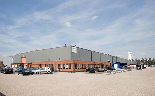 Altera Vastgoed verhuurt bedrijfsruimte in Botlek Rotterdam