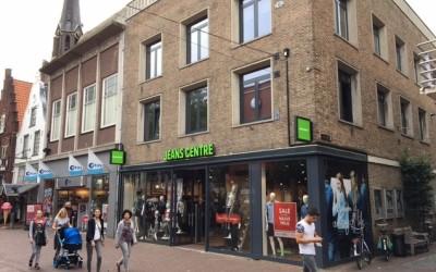 Jeans Centre geopend na verhuizing in centrum Helmond