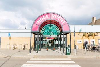 Zeven nieuwe huurovereenkomsten in winkelcentrum Hoge Vucht