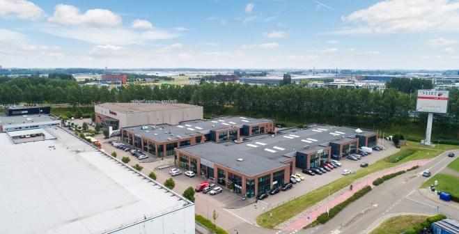 AkzoNobel huurt gemoderniseerde kantoor-/bedrijfsruimte aan de Zeemanstraat 79 in Barendrecht