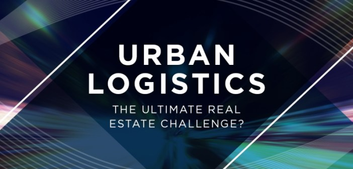 Forse groei stedelijk logistiek vastgoed in Europa