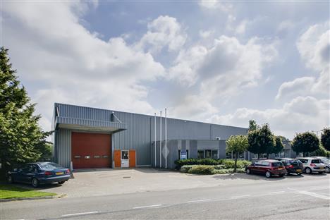 Frentz Allround Management B.V. huurt bedrijfsruimte in Westervoort