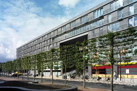 Komst nieuwe supermarkt Bos en Lommerplein Amsterdam