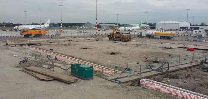 Nieuwe bagagehal voor Rotterdam The Hague Airport