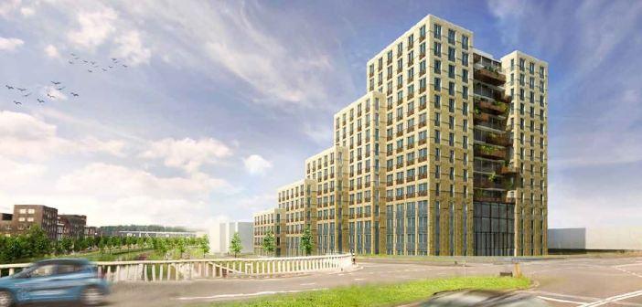 Ontwikkeling 400 woningen Noorderkwartier Amsterdam op stoom