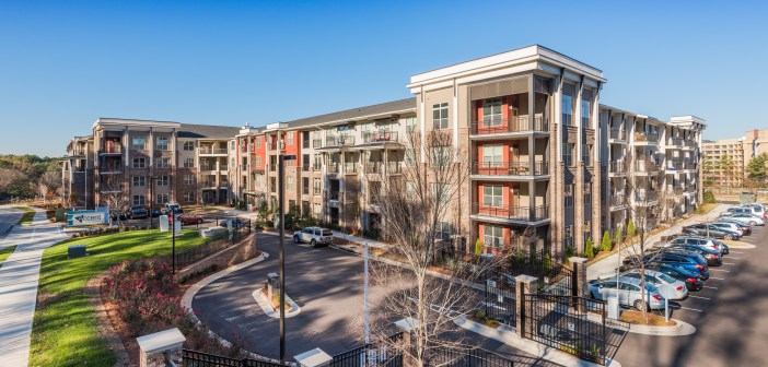 Westplan verkoopt Accent North Druid Hills Apartments in Atlanta (Georgia, VS)
