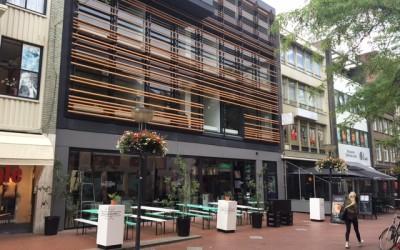 Yoghurt Barn opent aan Nieuwstraat in Eindhoven