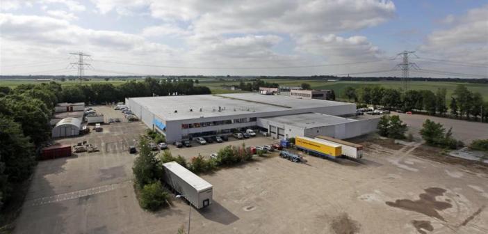 F.I.T.S. Logistics huurt bedrijfsruimte in Heinenoord