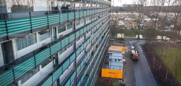 Renovatie woningen voor corporatie Lefier in Groningen