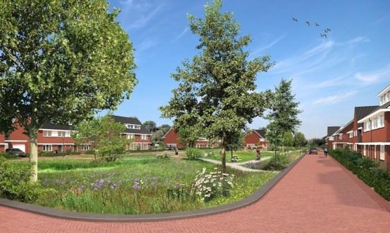 AM geeft startsein bouw voor hoogwaardige gebiedsontwikkeling Park Centraal met 380 woningen in Tilburg
