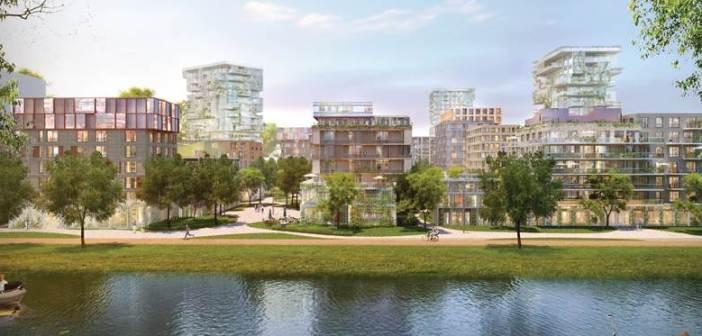 SYNCHROON en AM verwerven binnenstedelijke ontwikkellocatie in nieuwe stadswijk Merwede Utrecht
