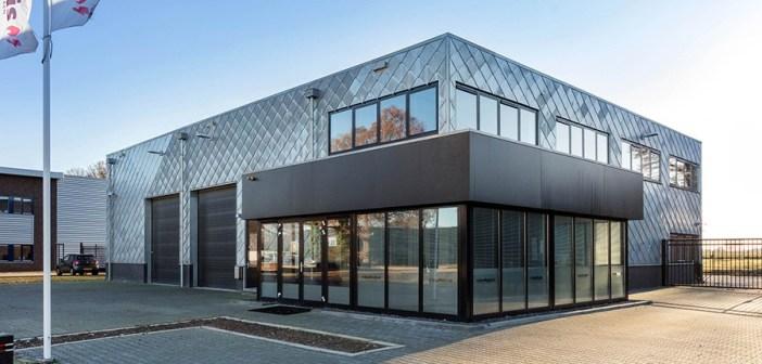 Convergence Industry huurt op bedrijvenpark Josink Es in Enschede