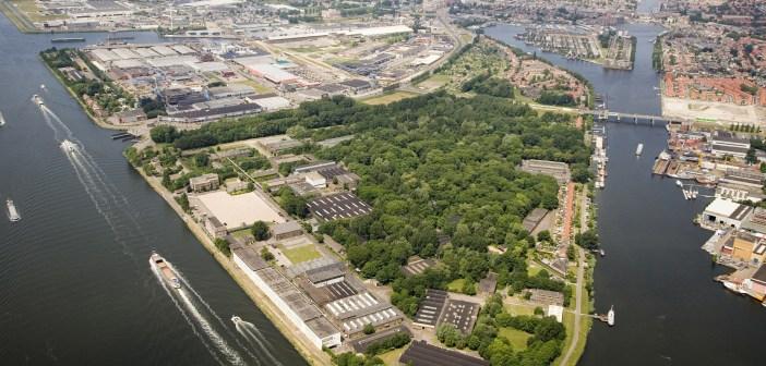 Hembrugterrein Zaandam verkocht voor 41 miljoen