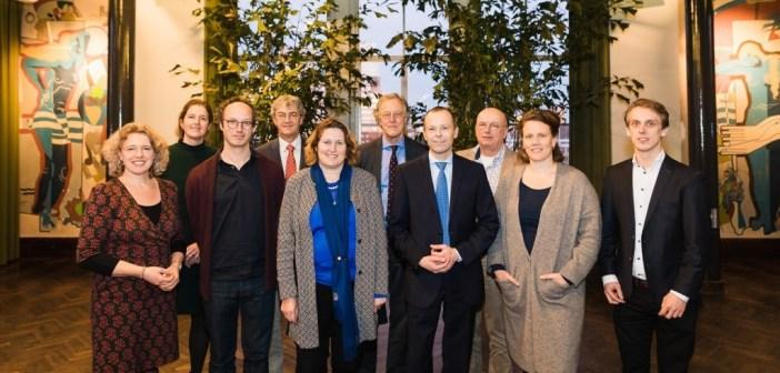 Het Rotterdams Woongenootschap en Timpaan tekenen intentieovereenkomst duurzame en betaalbare appartementen in Rotterdam