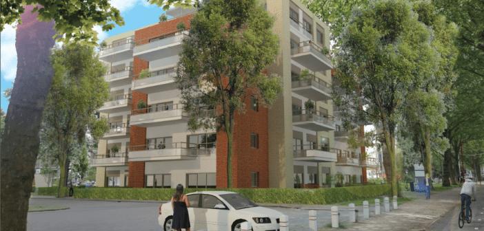 Syntrus Achmea Real Estate & Finance transformeert kantoor in Utrecht tot energiezuinige woningen