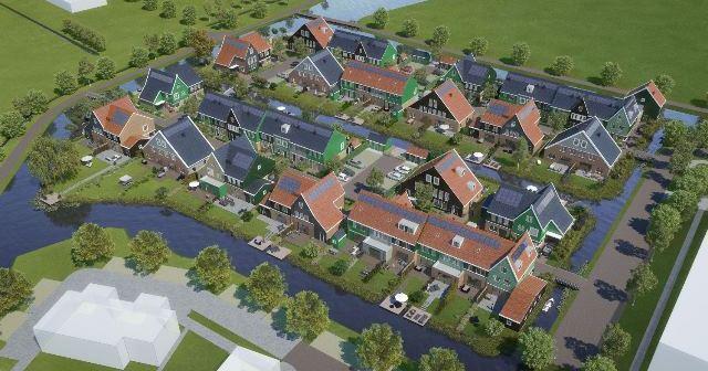 AM en gemeente Zaanstad geven startsein bouw woonwijk Groenhout in Zaandam