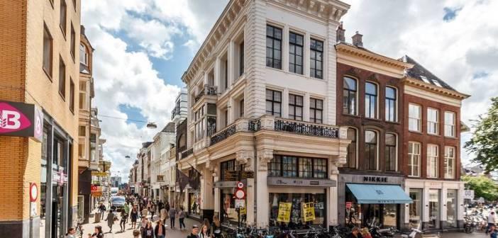 DELA Vastgoed verwerft Herestraat 1 in Groningen