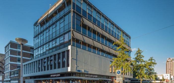 Digital Agency Group B.V. huurt kantoorruimte aan de Vlasmarkt 1 te Rotterdam