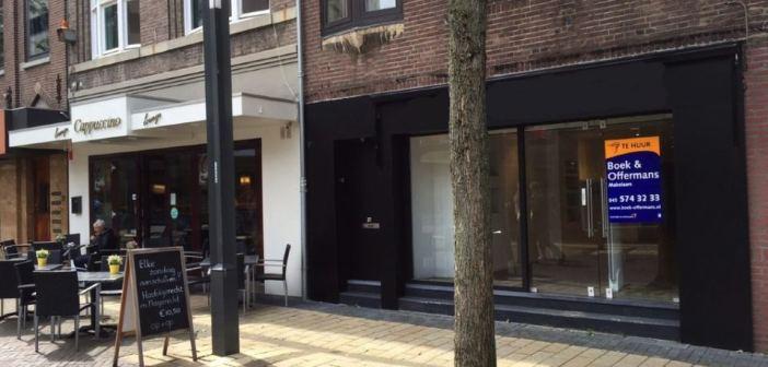 Winkelruimte Honigmannstraat 37 Heerlen verhuurd aan Royalz