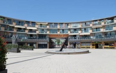 Albert Heijn vergroot haar bestaande winkel in Winkelcentrum Heksenwiel te Breda