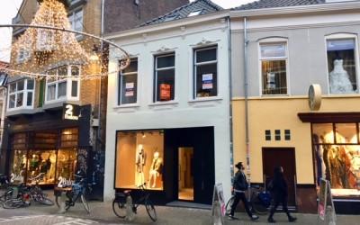 Suitable huurt winkelruimte in centrum Eindhoven