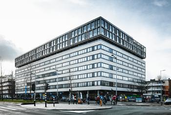 Woongebouw Floor aan Wibautstraat opgeleverd aan a.s.r.