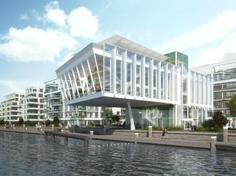 Amvest verhuist naar nieuw kantoor op Cruquiuseiland