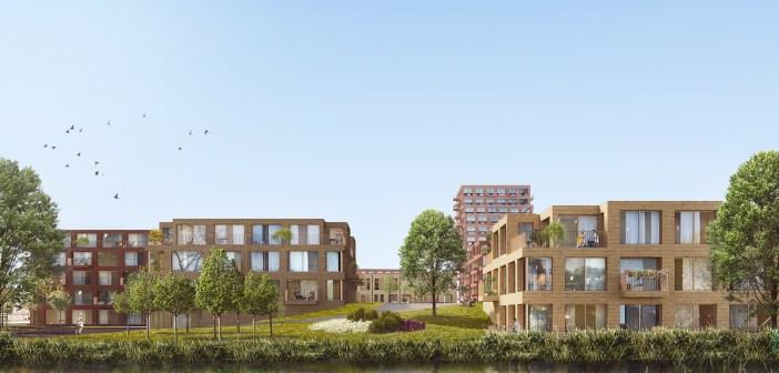 Borghese Real Estate ontwikkelt Bethelpark in Delft