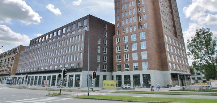 Commerciële ruimtes in nieuwbouwcomplex Upsilon verkocht