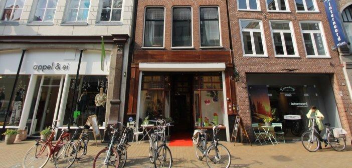 Mary Jane Schoenenboetiek geopend aan Groningse Oosterstraat