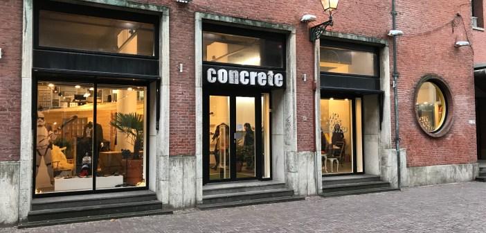 Meubelwinkel Fort M naar Haagse Prinsestraat