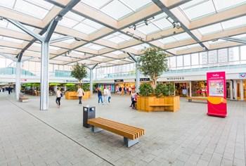 Aldi breidt uit in winkelcentrum Hoge Vucht in Breda