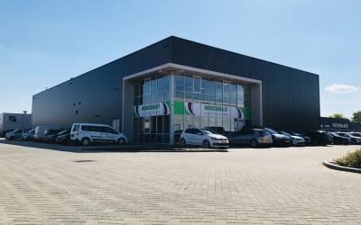 Boschman Schadeherstel operationeel in nieuwbouwpand aan Lichtstraat Oss