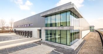 DHG verhuurt 13.597 m² op SMARTLOG Rotterdam 1