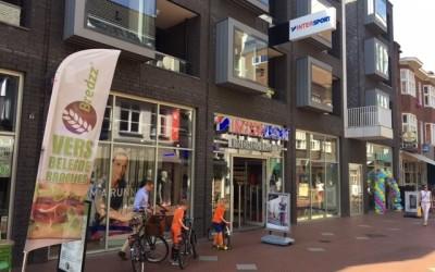 Eddy's verhuist in centrum van Eindhoven