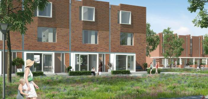 Heijmans ontwikkelt 72 woningen in Dordrecht