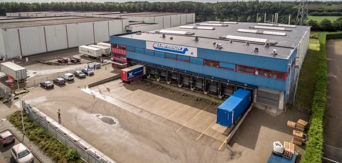 Logistiek gebouw van circa 4.100 m² op Distripark Eemhaven verhuurd
