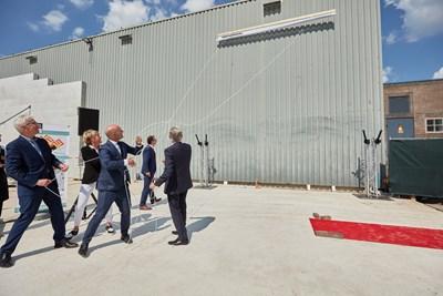 Start bouw Picuskade Eindhoven