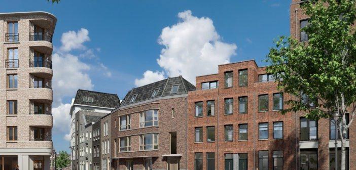 Start bouw eerste fase Gasthuiskwartier 's-Hertogenbosch