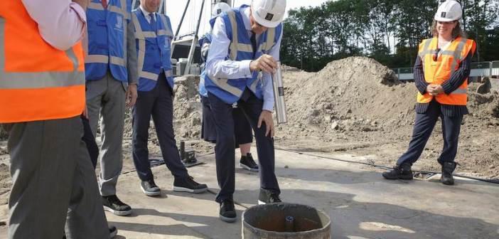 Start nieuwbouw Europees Geneesmiddelen Agentschap op Zuidas