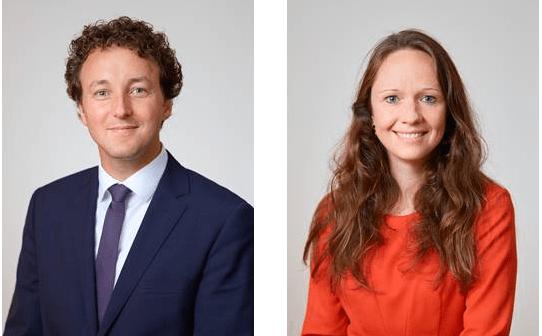 Janet Meesters en Arjan de Snoo per direct in dienst bij DLA Piper